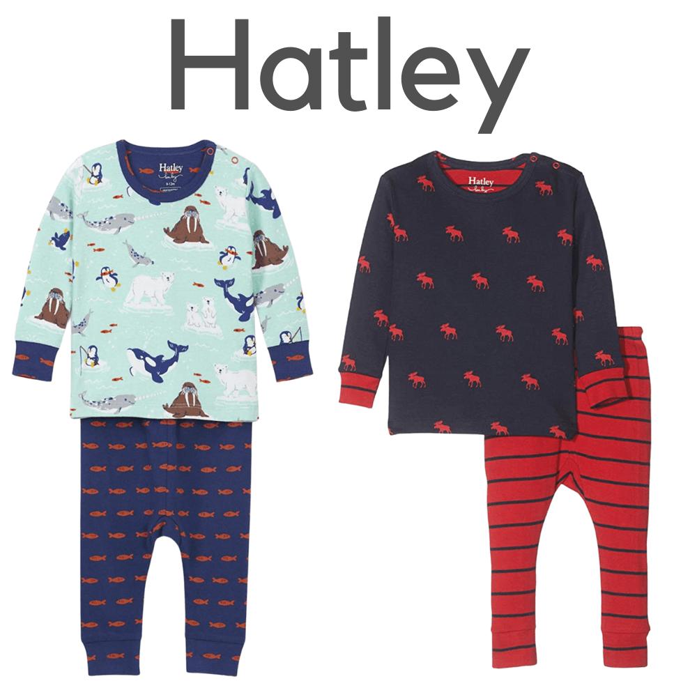 Hatley Organic Boys Pajamas