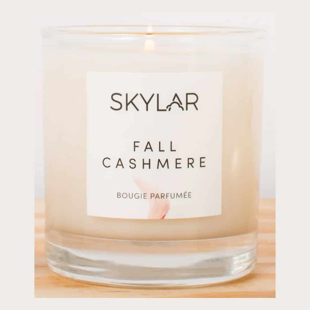 Skylar Fall Cashmere Candle