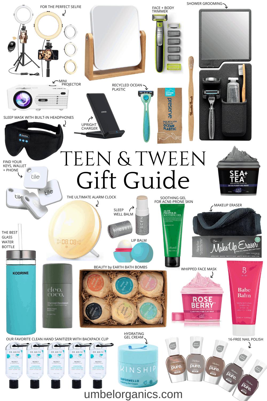 Teen & Tween Gift Guide