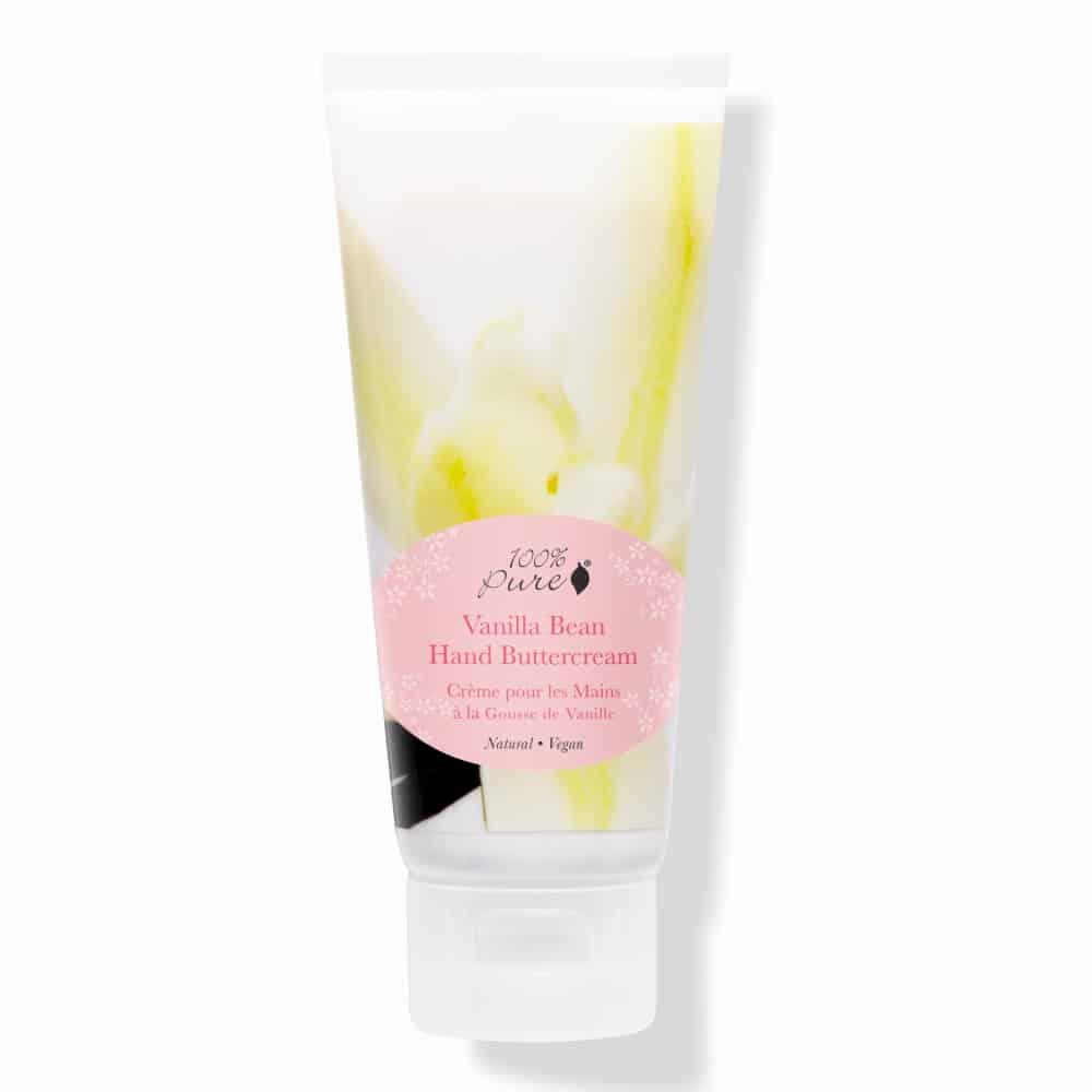 100% Pure Vanilla Bean Hand Cream