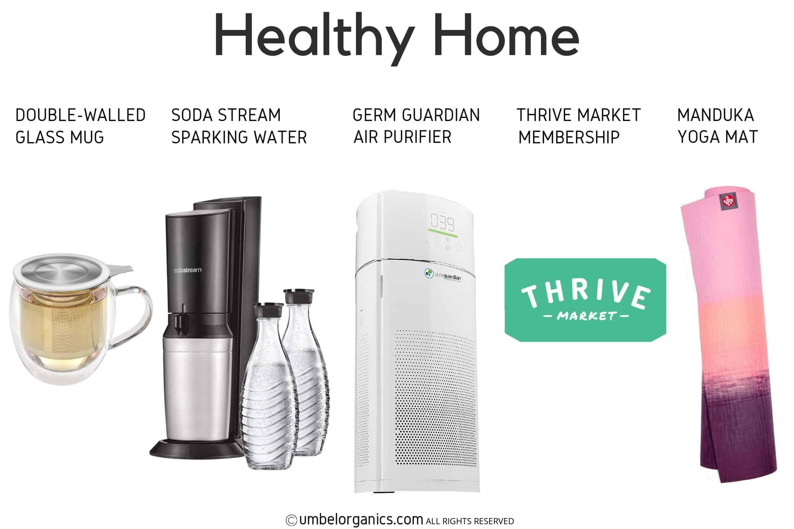 Healthy Home Favorites