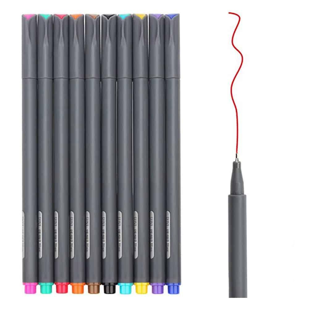 Huhuhero Fineliner Pens