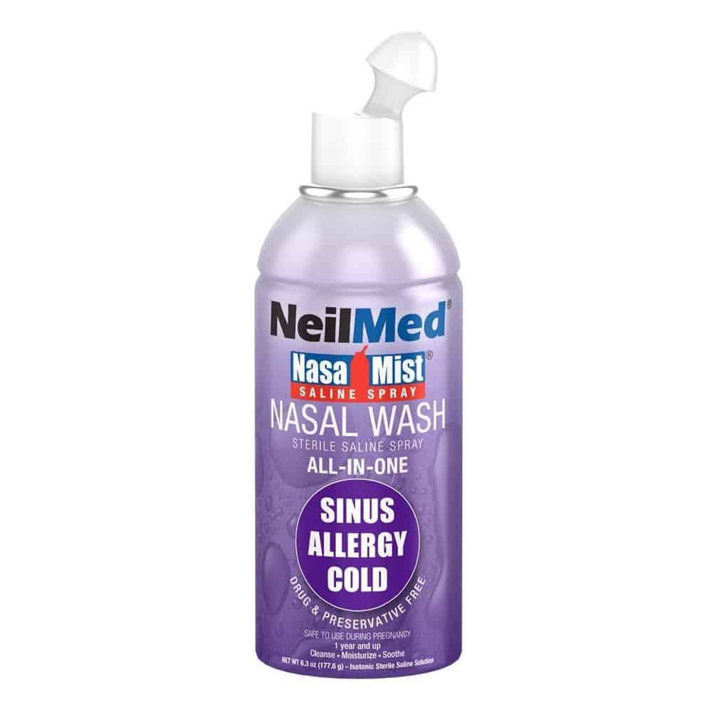 Neilmed Saline Nasal Wash