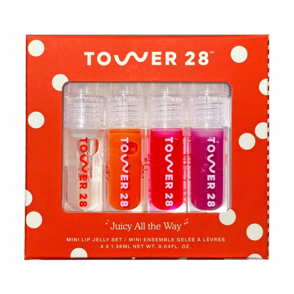 Tower 28 Mini Lip Jellies