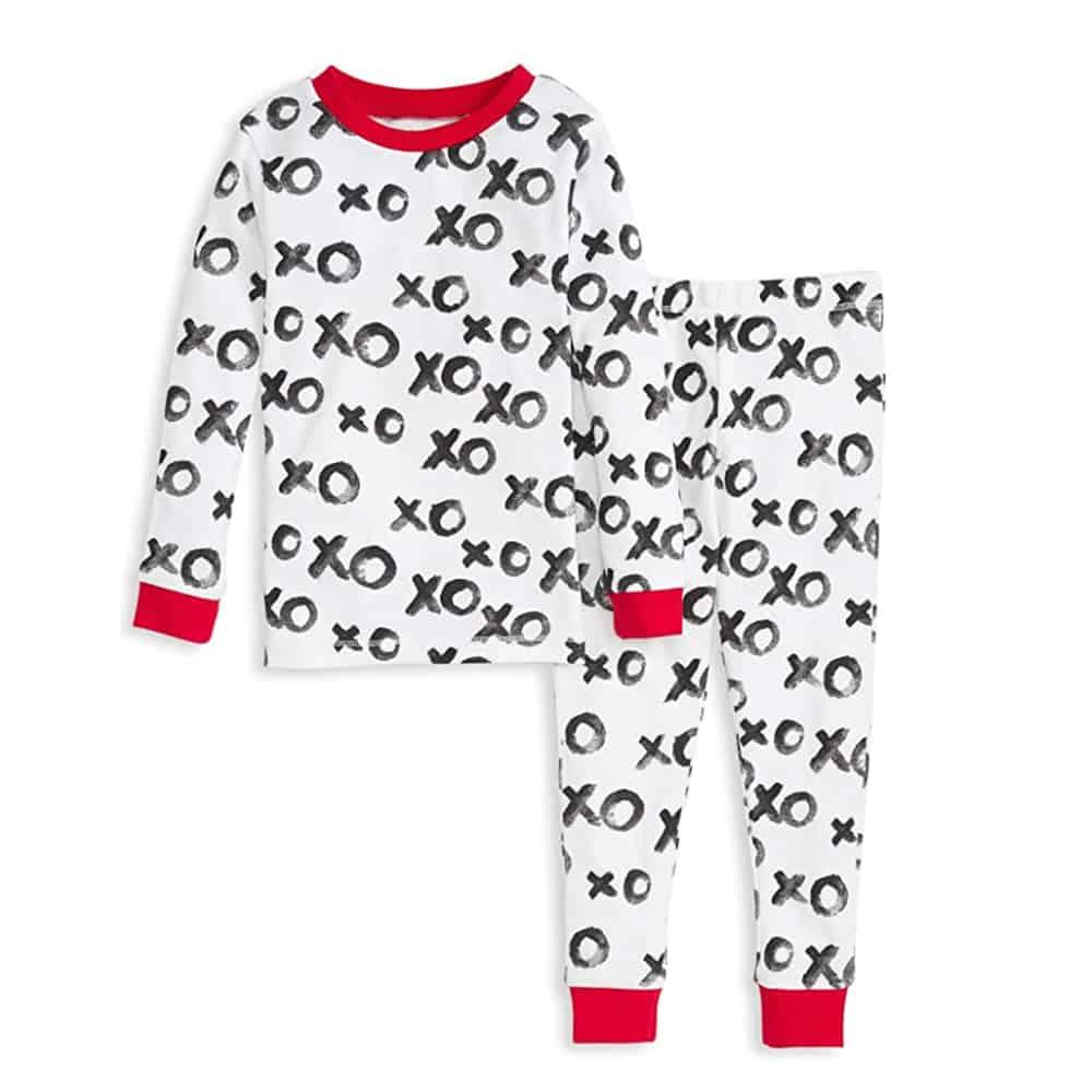 Burt's Bees Organic Cotton XO Pajamas
