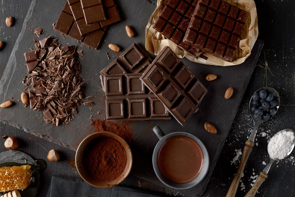 Dark Chocolate Medley