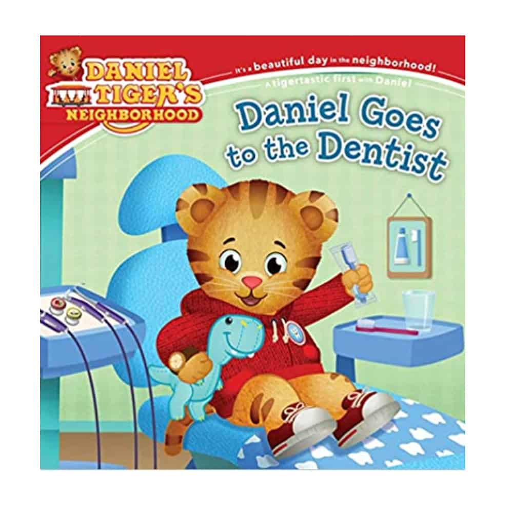 Daniel Tiger Goes To The Dentist