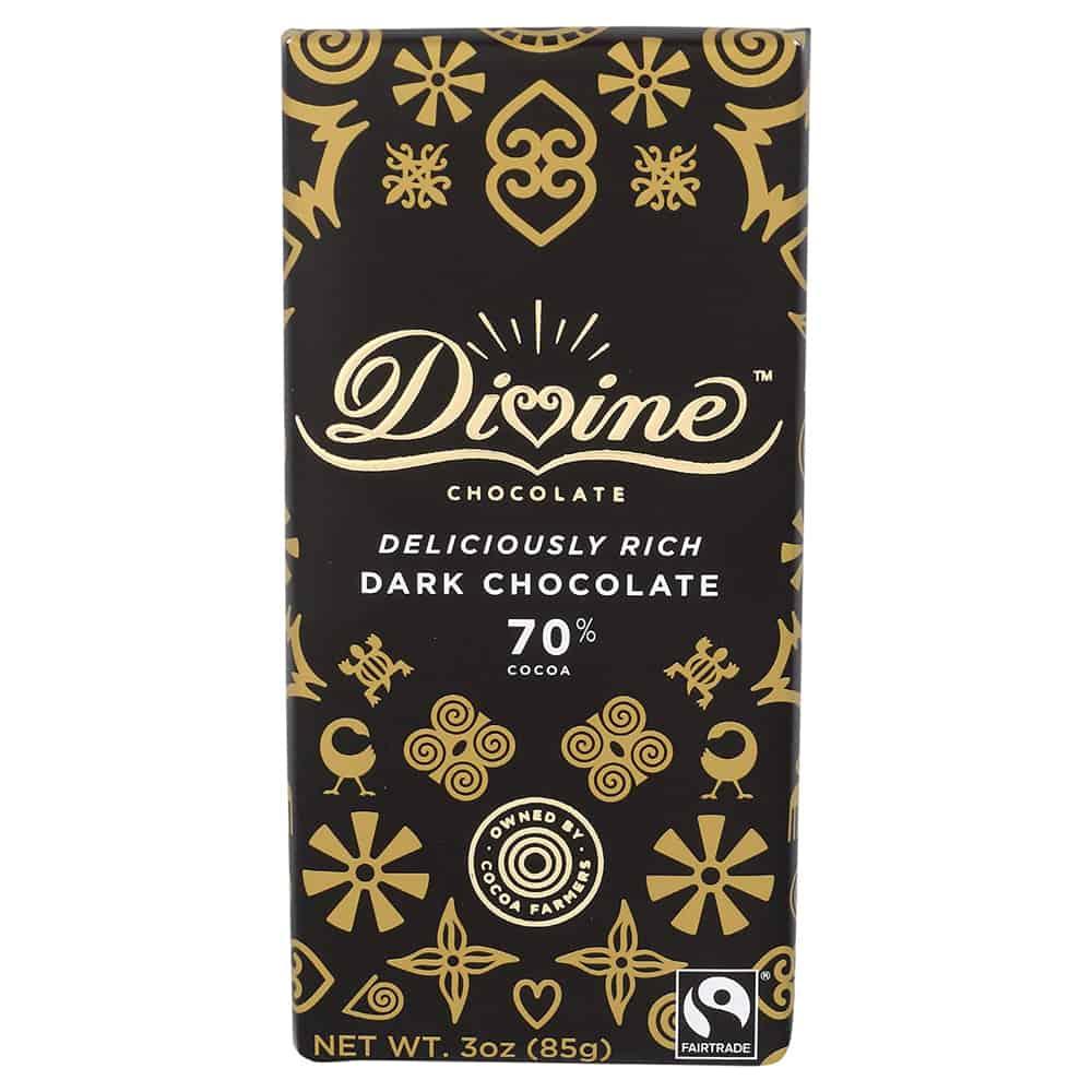 Divine Dark Chocolate