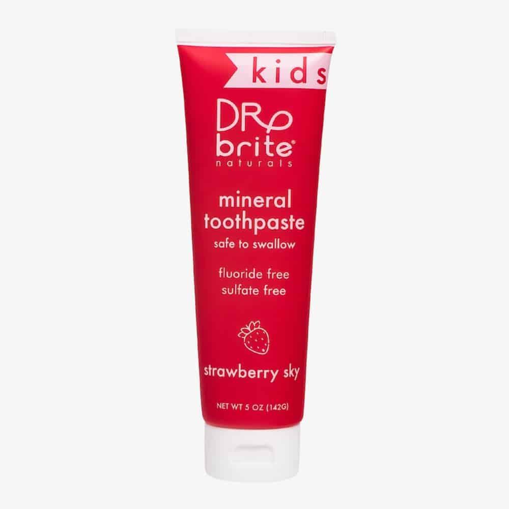 Dr. Brite Mineral Kids Toothpaste