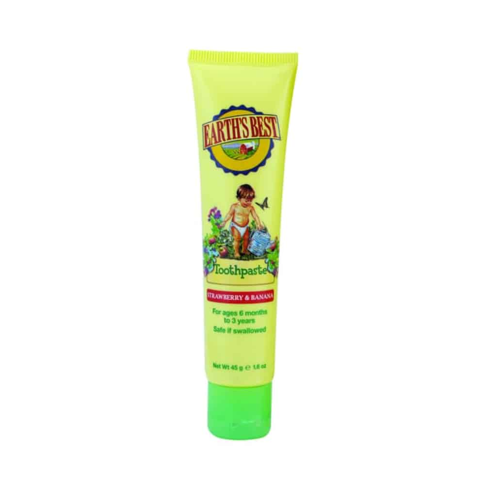 Earth's Best Toothpaste