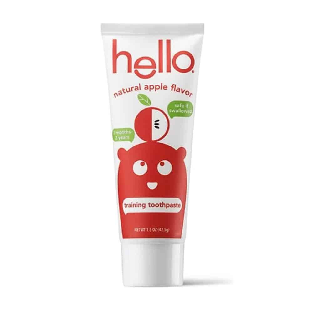 Hello Training Toothpaste