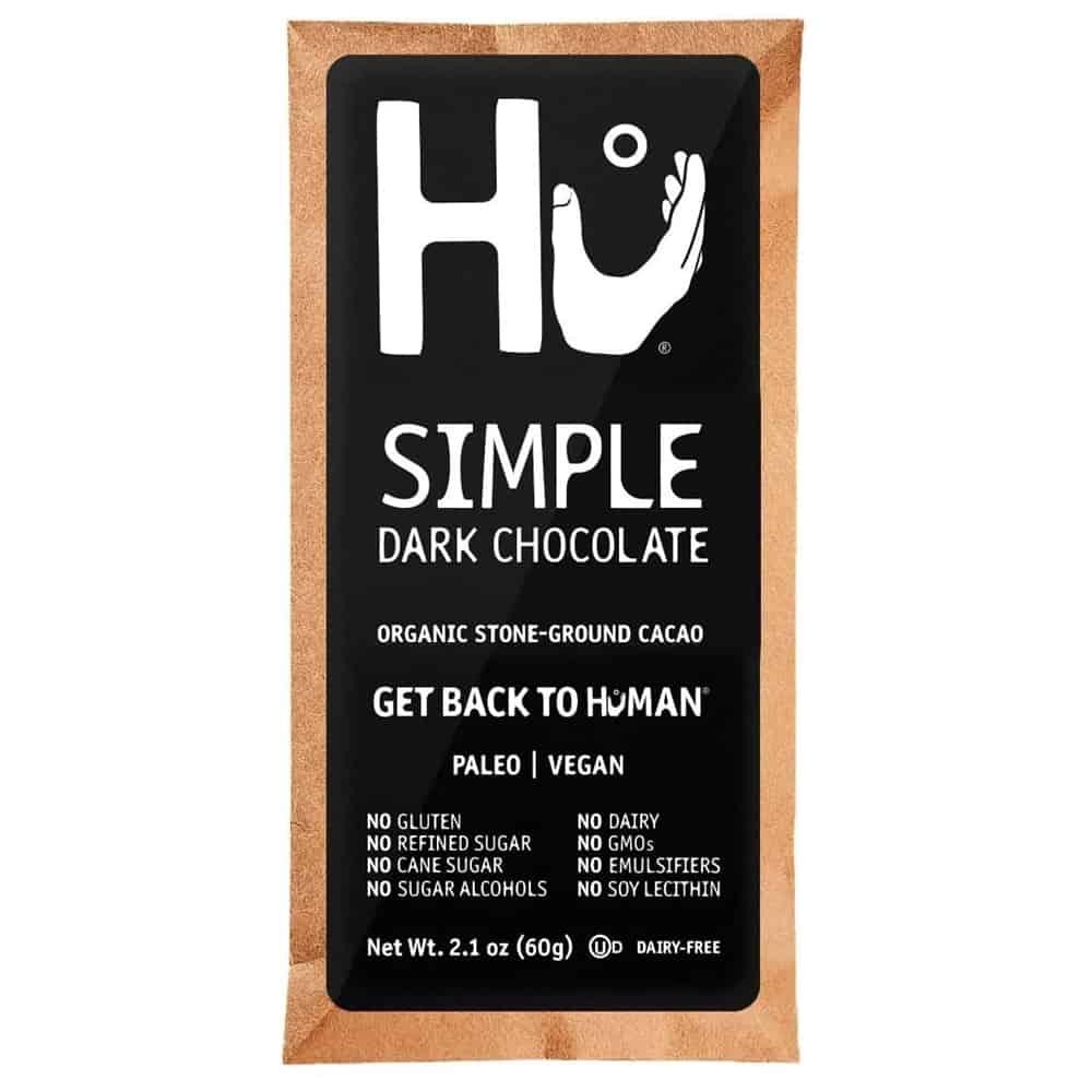 Hu Dark Chocolate