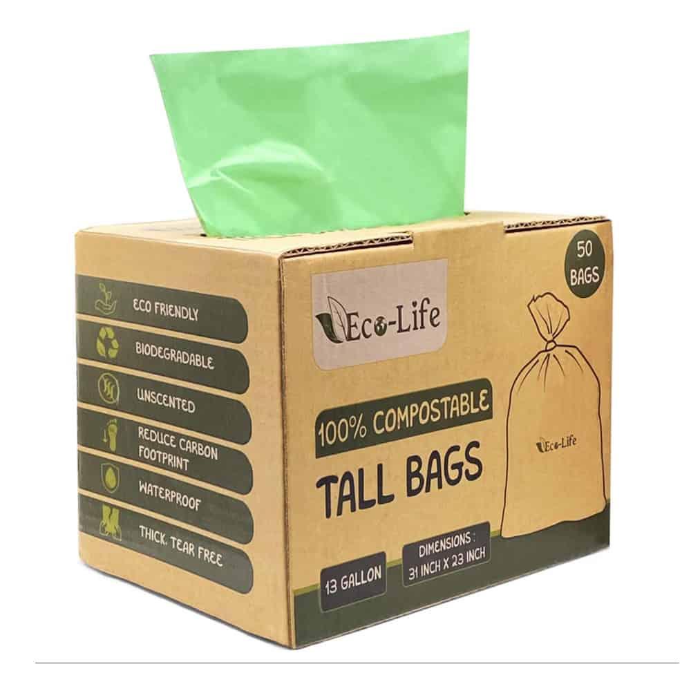 Eco-Life Trash Bags