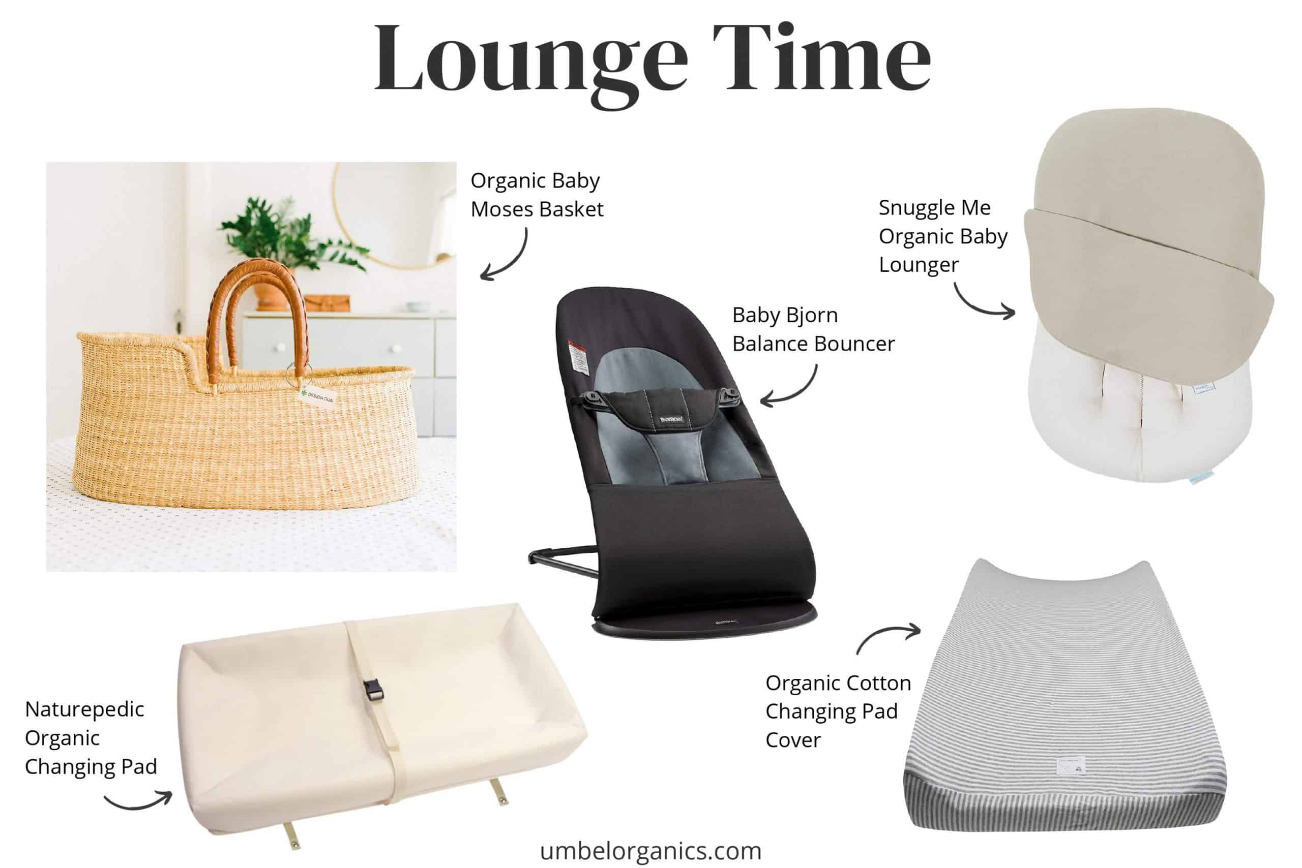 Baby Lounge Time