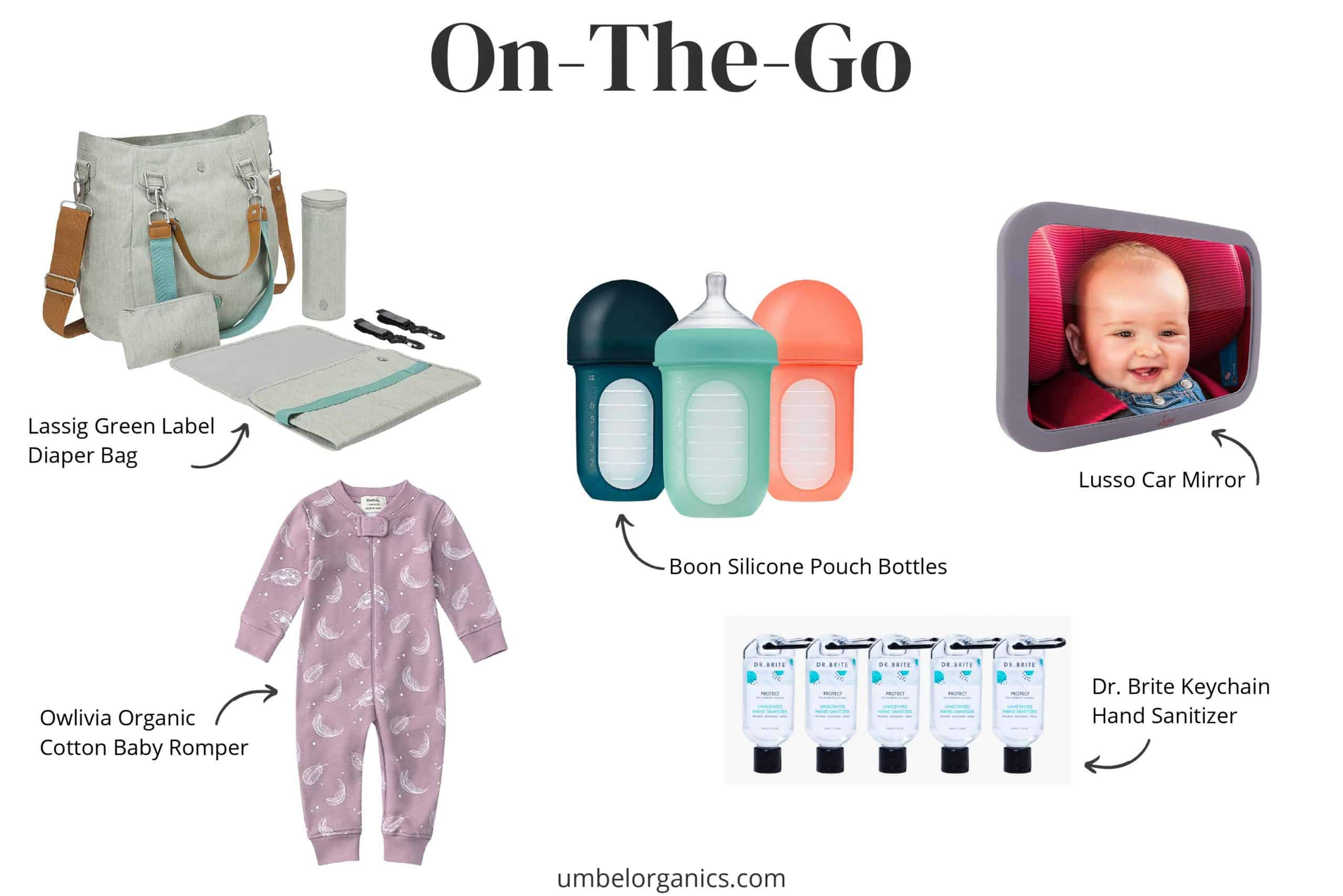 On-The-Go Baby Gifts