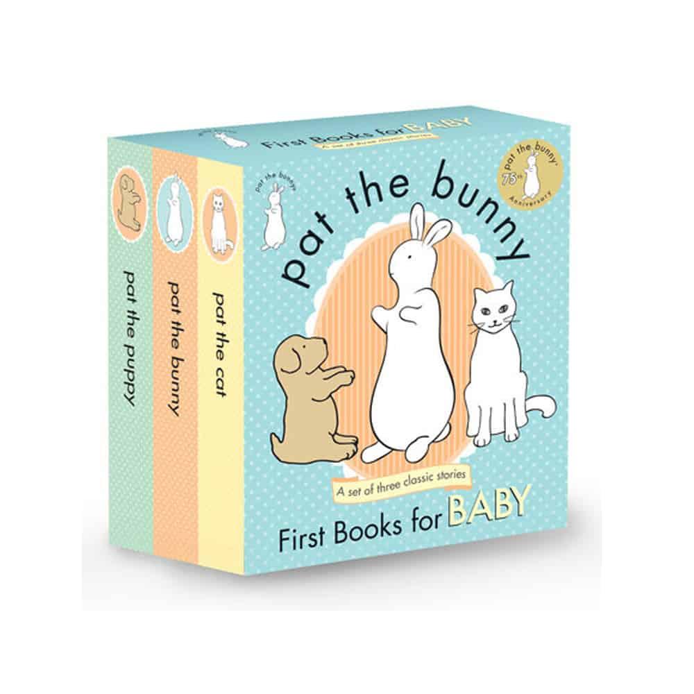 Pat The Bunny Board Books