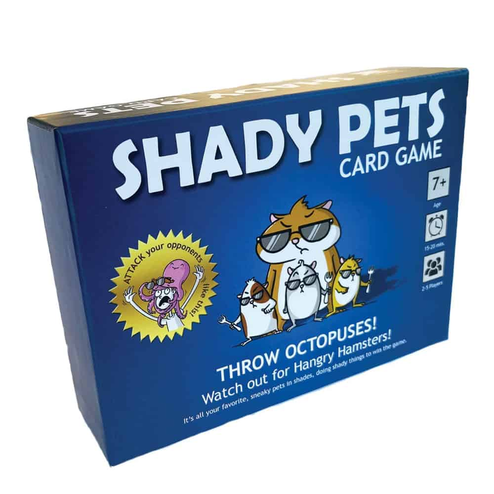 Shady Pets Card Game