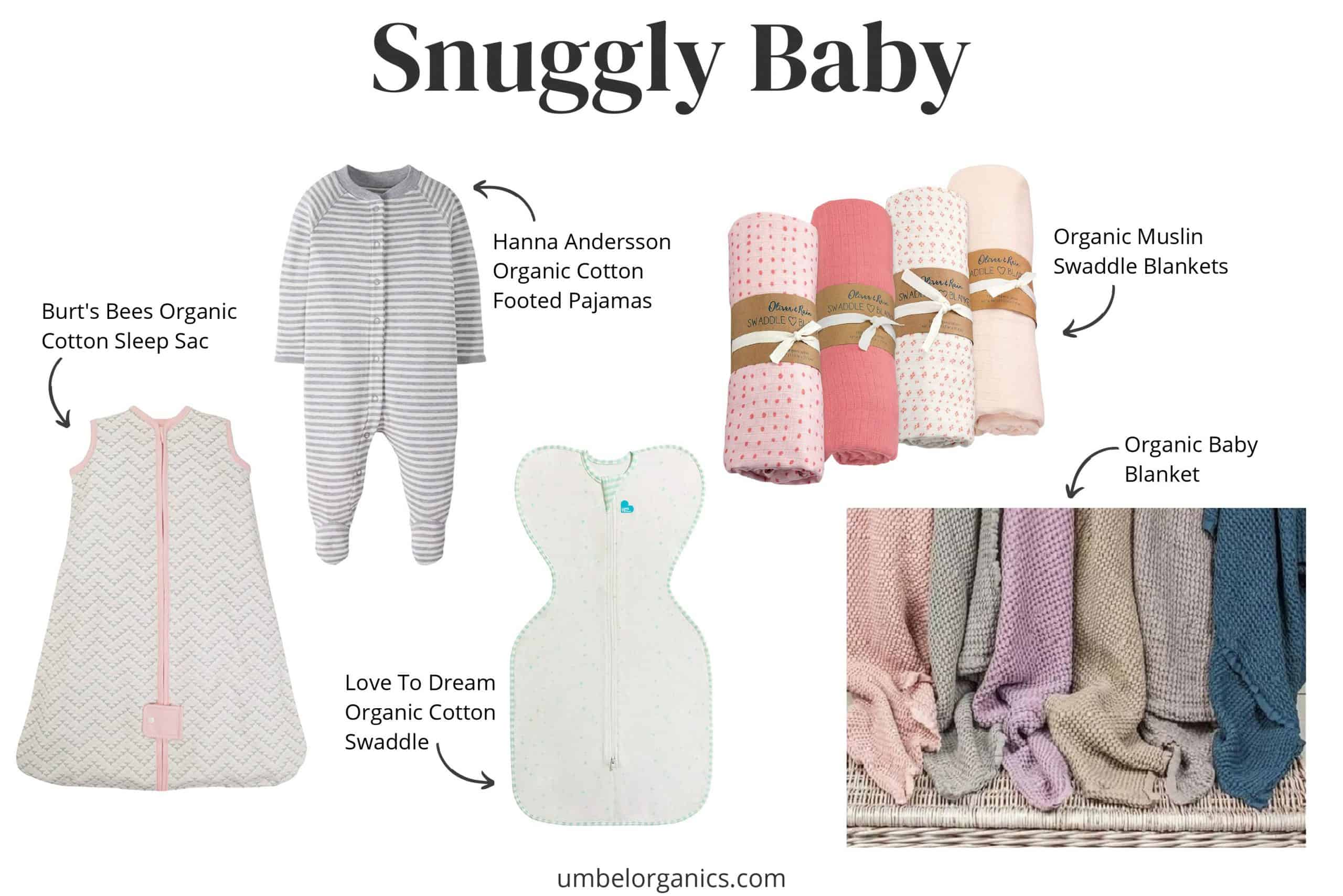 Snuggly Baby Gifts