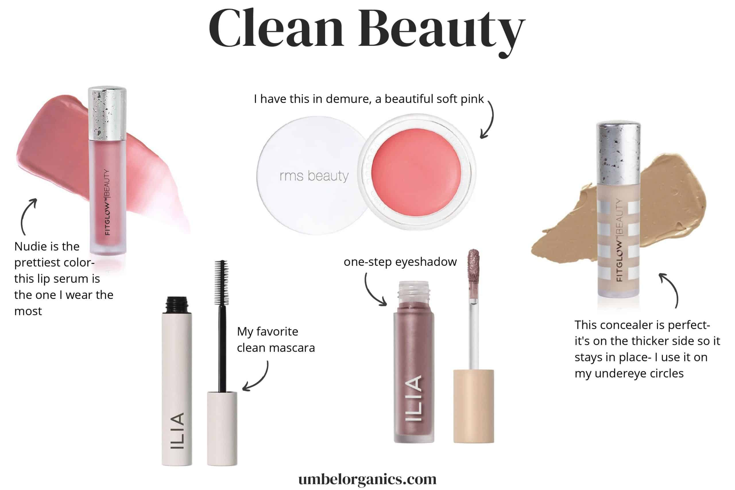 Spring Clean Beauty Essentials