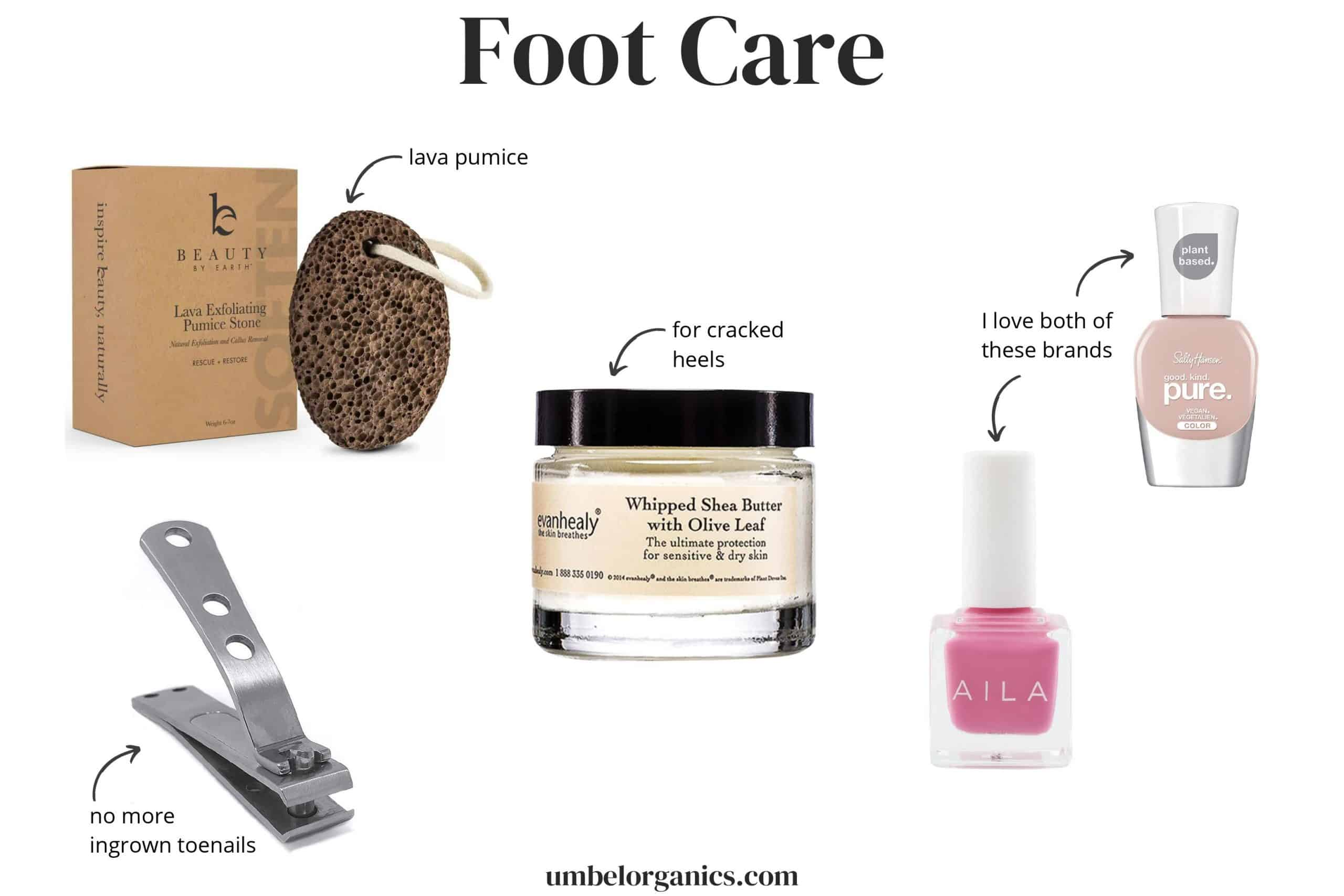 Spring Foot Care