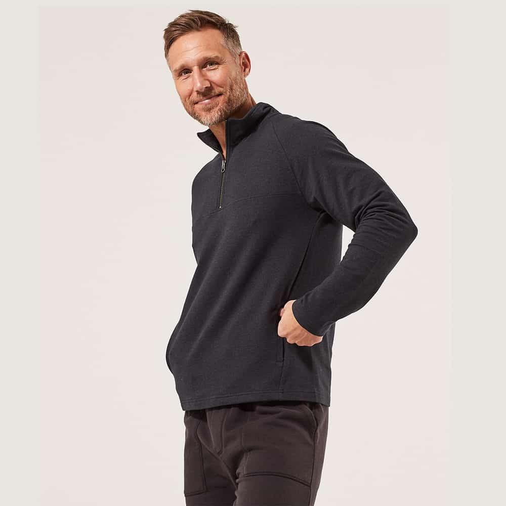 Pact Organic Cotton Men's Sweatshirt