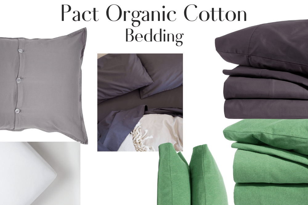 Pact Organic Cotton Bedding