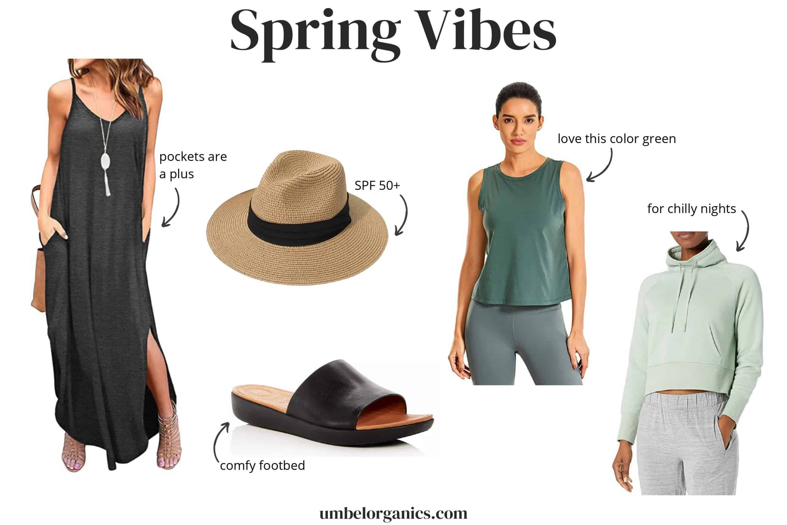 Spring Women's Clothing