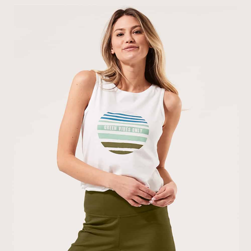 Pact Women's Organic Cotton Tank