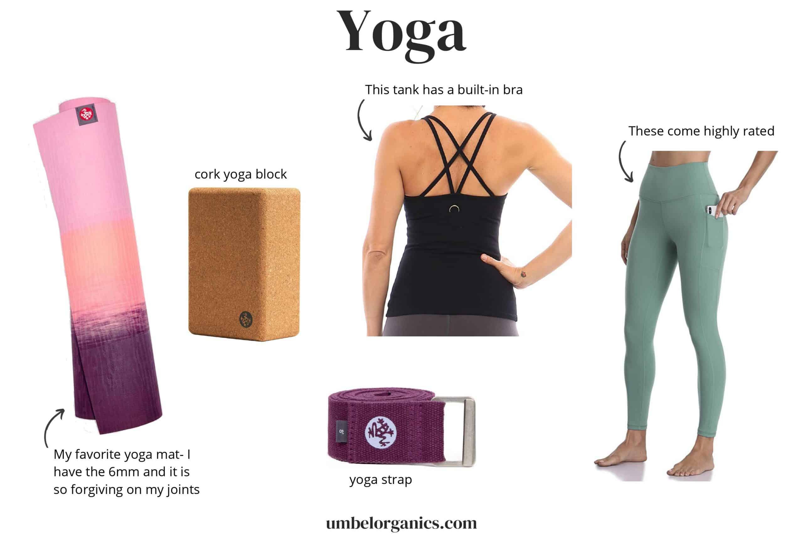 Spring Yoga Favorites