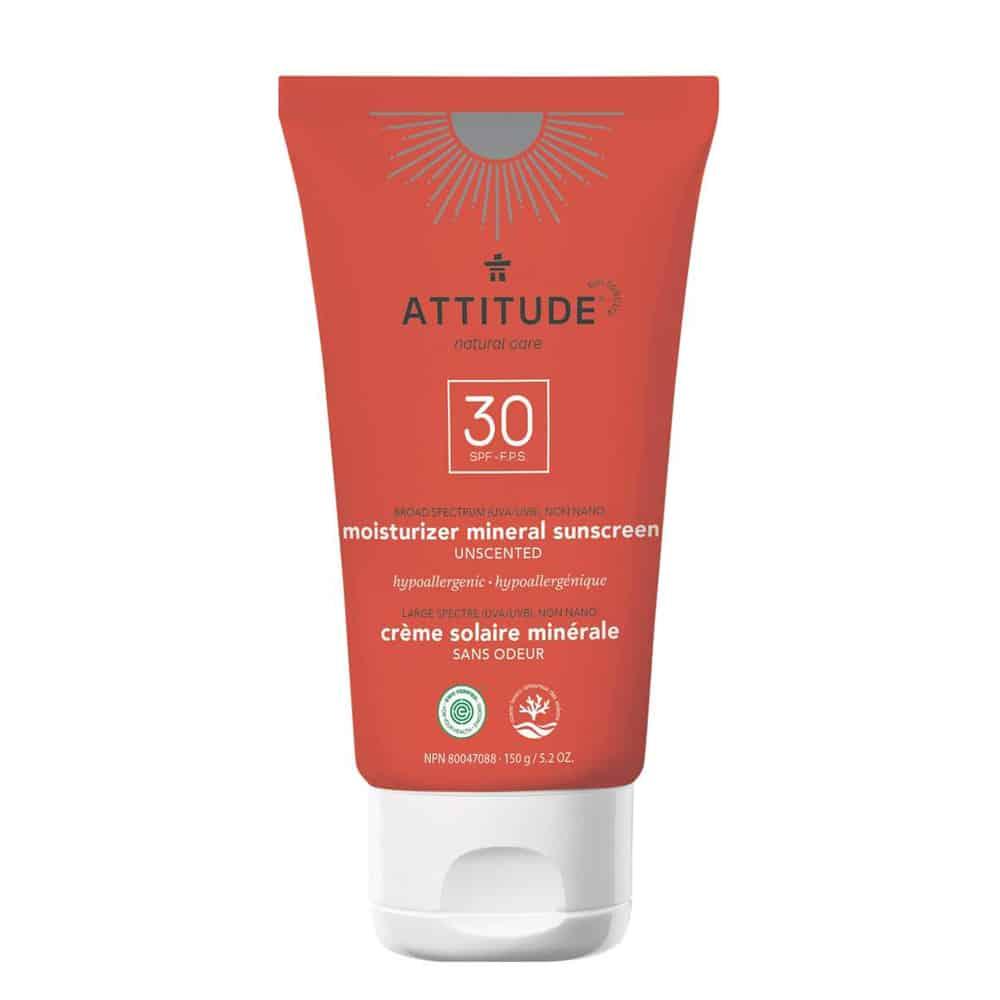 Attitude Mineral Sunscreen