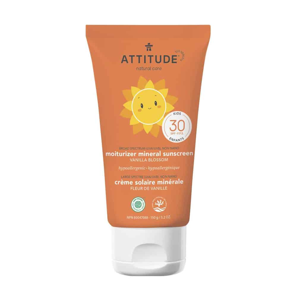 Attitude Kids Mineral Sunscreen