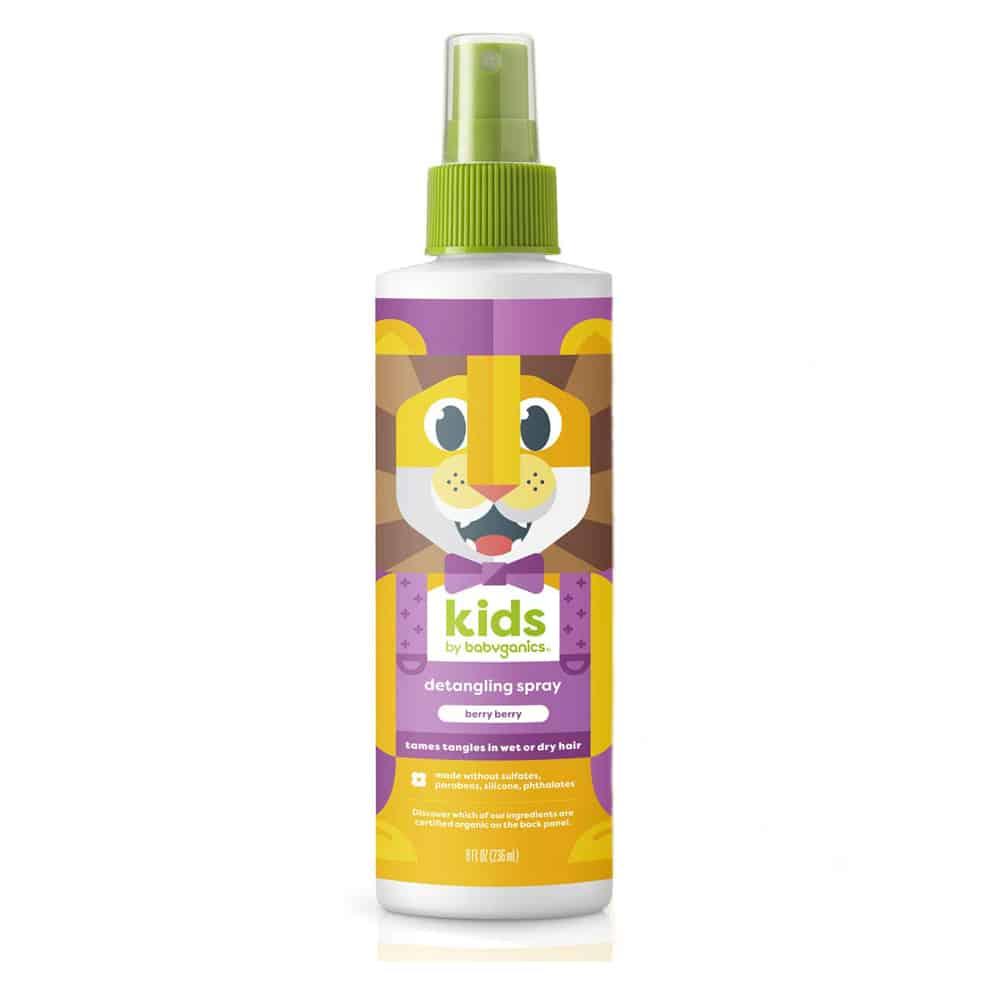 Babyganics Kids Detangling Spray