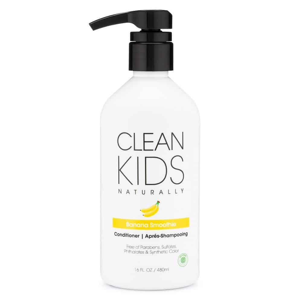 Clean Kids Naturally Conditioning Detangler