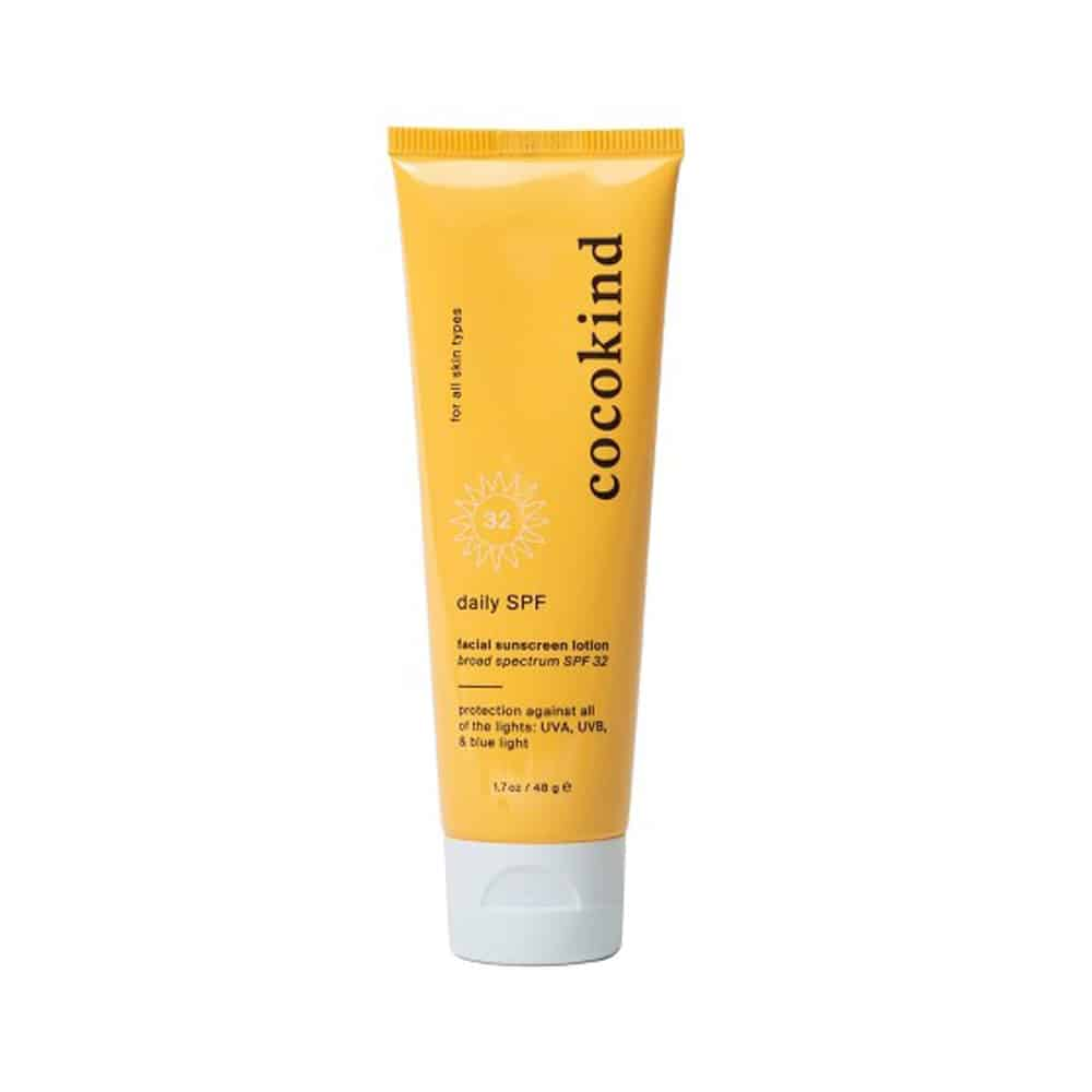 Cocokind Daily Sunscreen Lotion SPF32