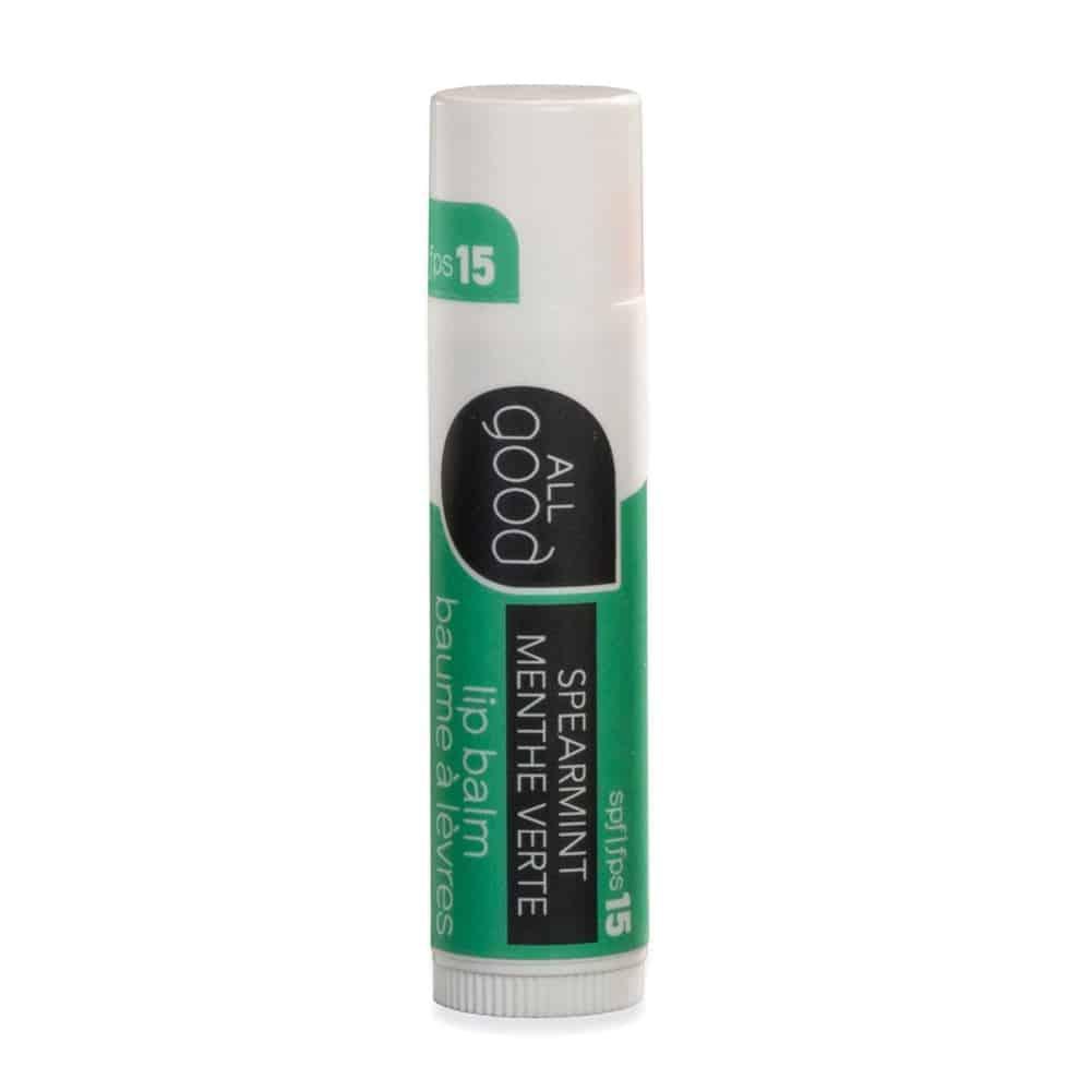 All Good Lip Balm SPF15