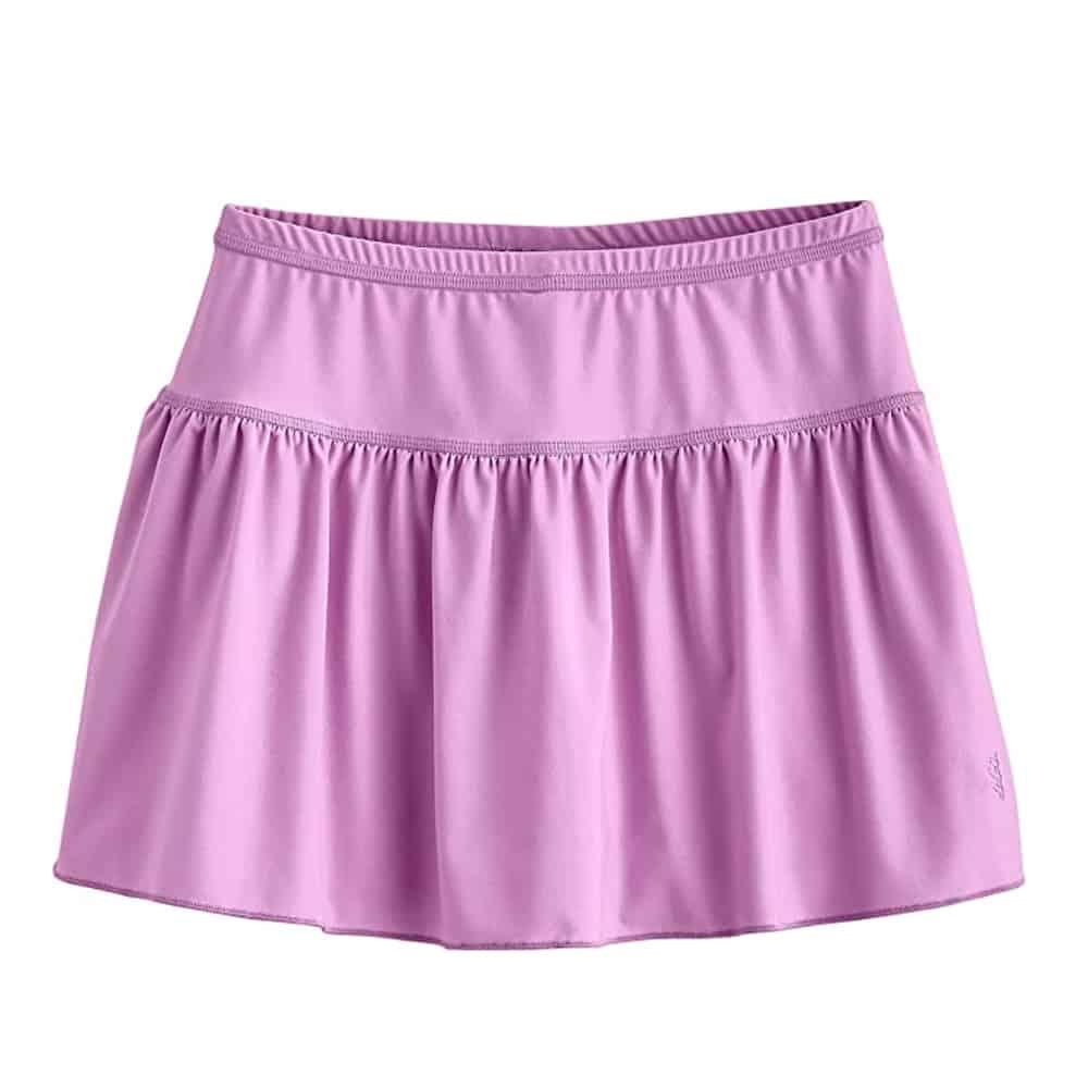 Coolibar UPF50+ Girls Swim Skirt