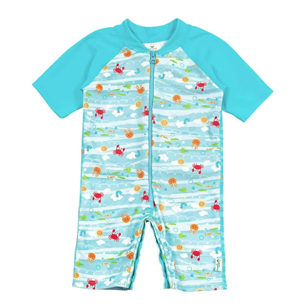 Green Sprouts Baby UPF50+ Swimsuit