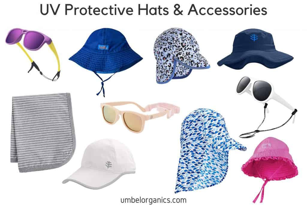 UV Protective Hats & Accessories For Kids