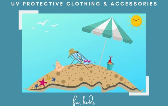 UV Protective Clothing and Accessories For Kids