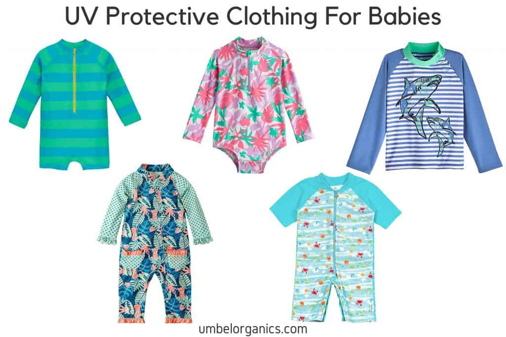 UV Protective Clothing For Babies