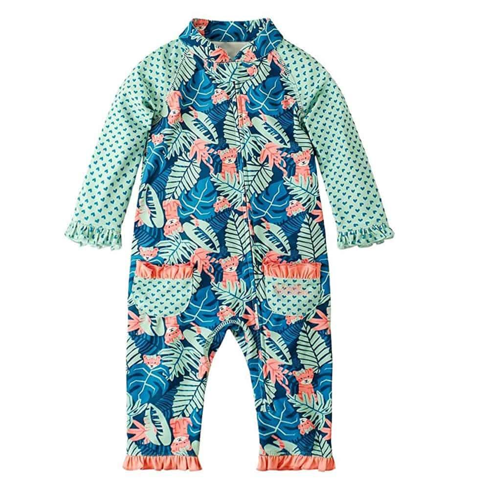 UV Skinz UPF50+ Baby Swimsuit