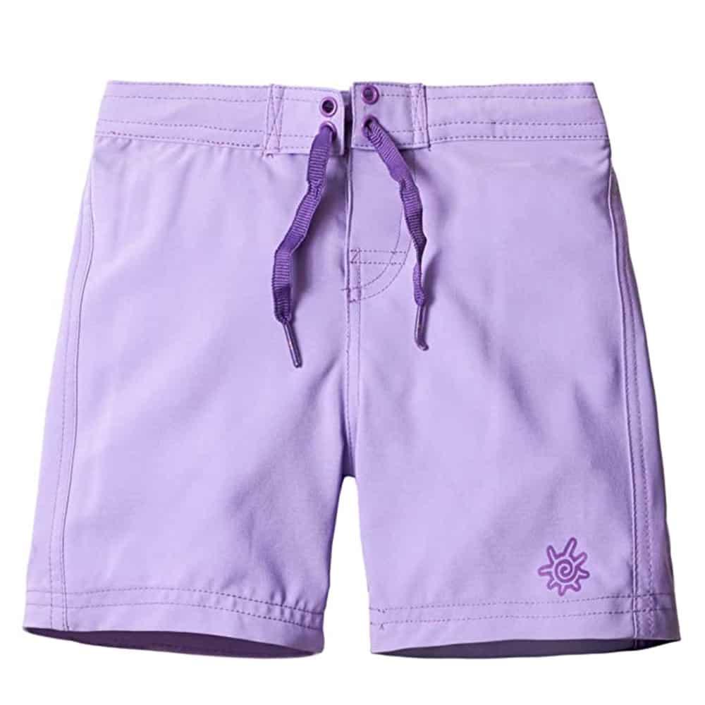 UV Skinz UPF50+ Girls Swim Shorts