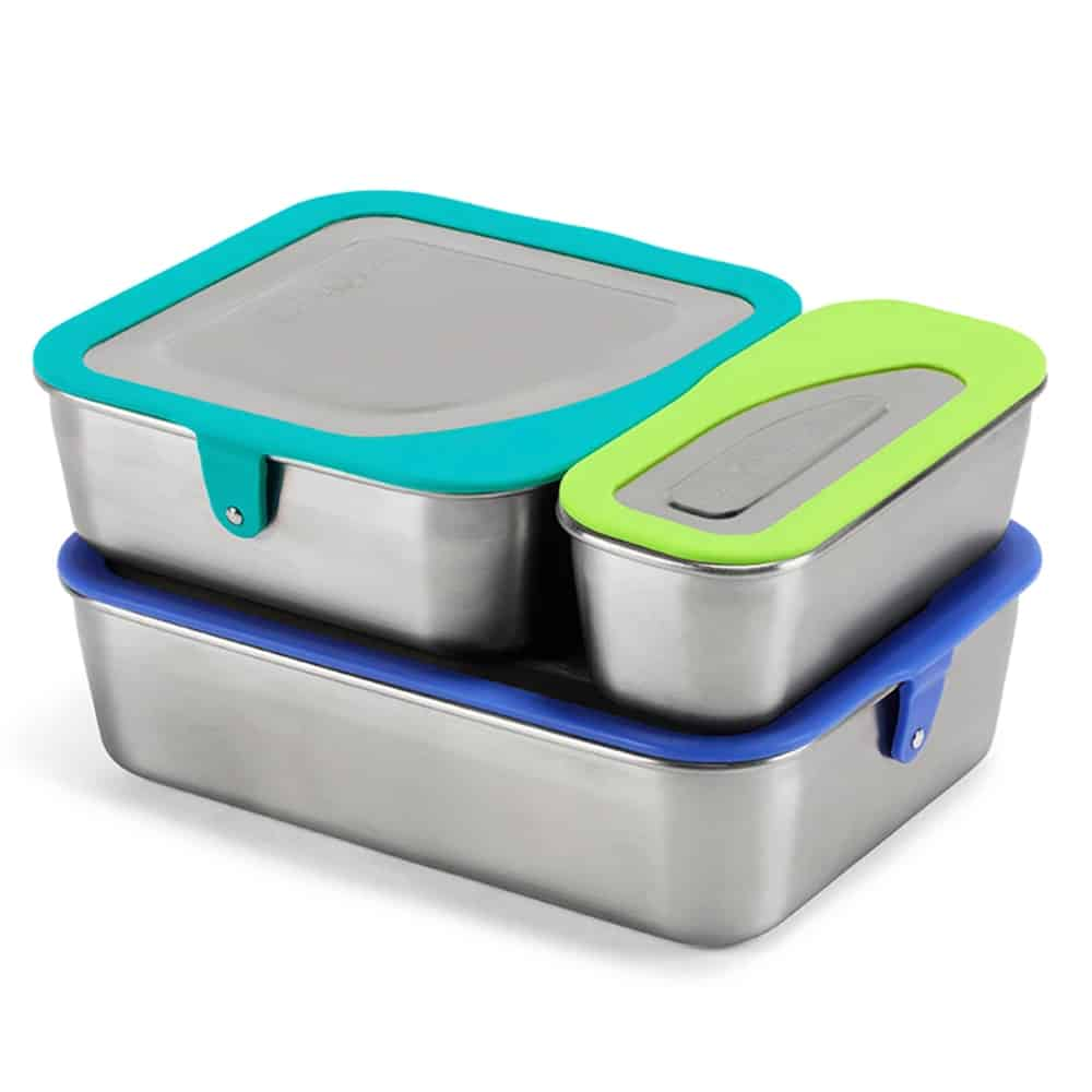 Klean Kanteen Stainless Steel Snack Containers