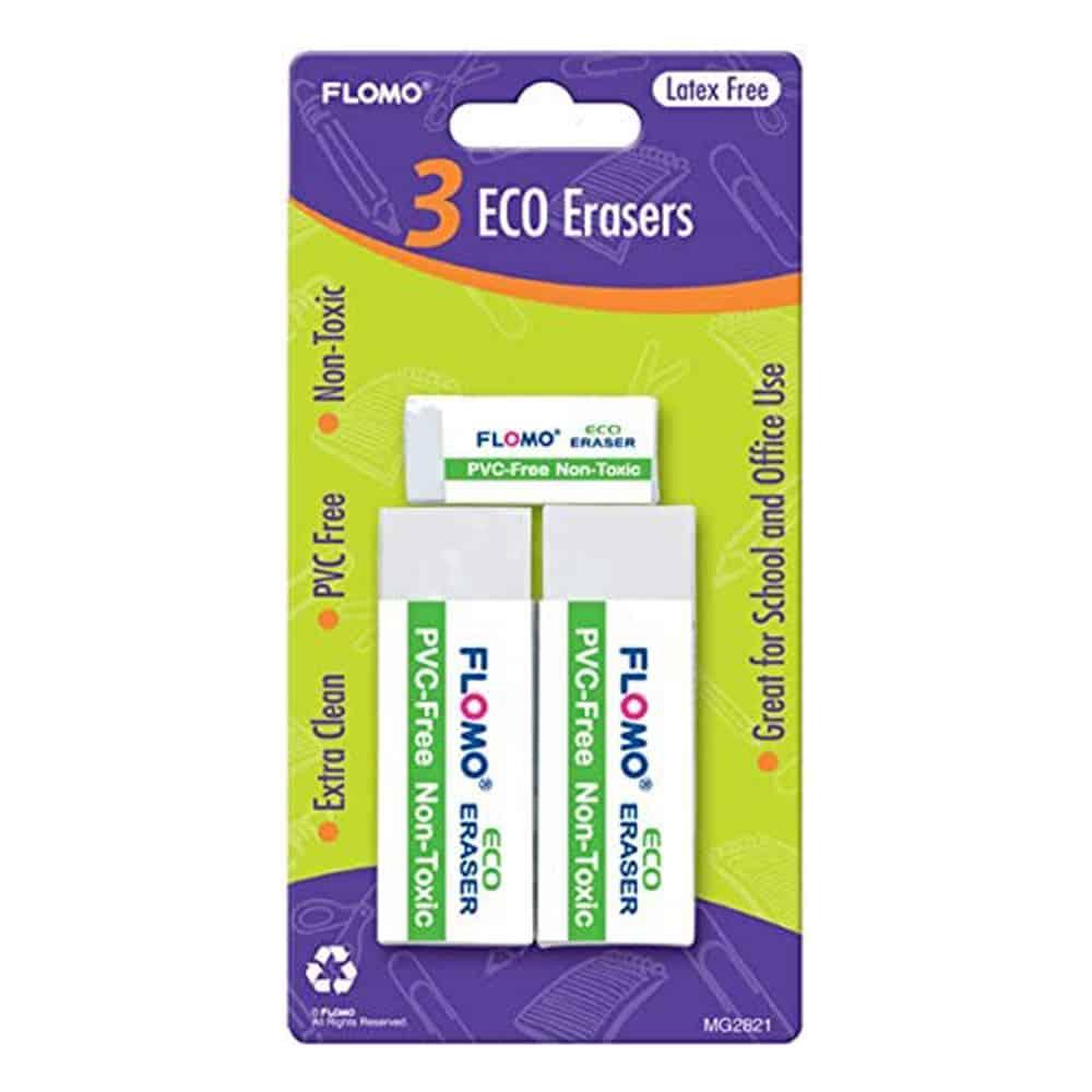 Flomo Eco Erasers