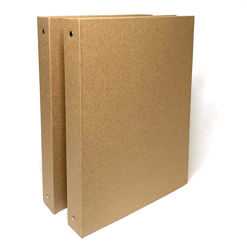 Kraft Paper Binder
