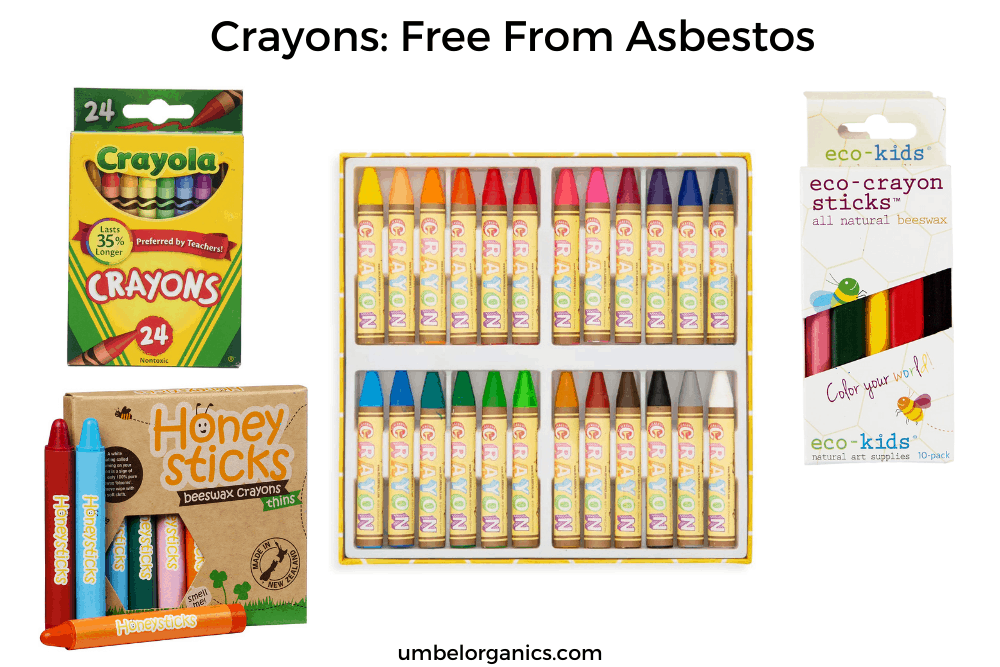 Non-Toxic Crayons For School