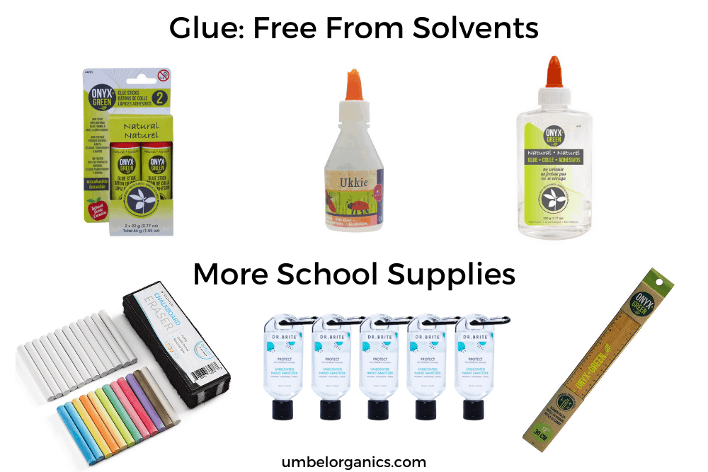 Non-Toxic Glue For School: Free From Solvents