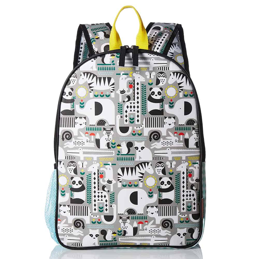 Petite Collage Backpack