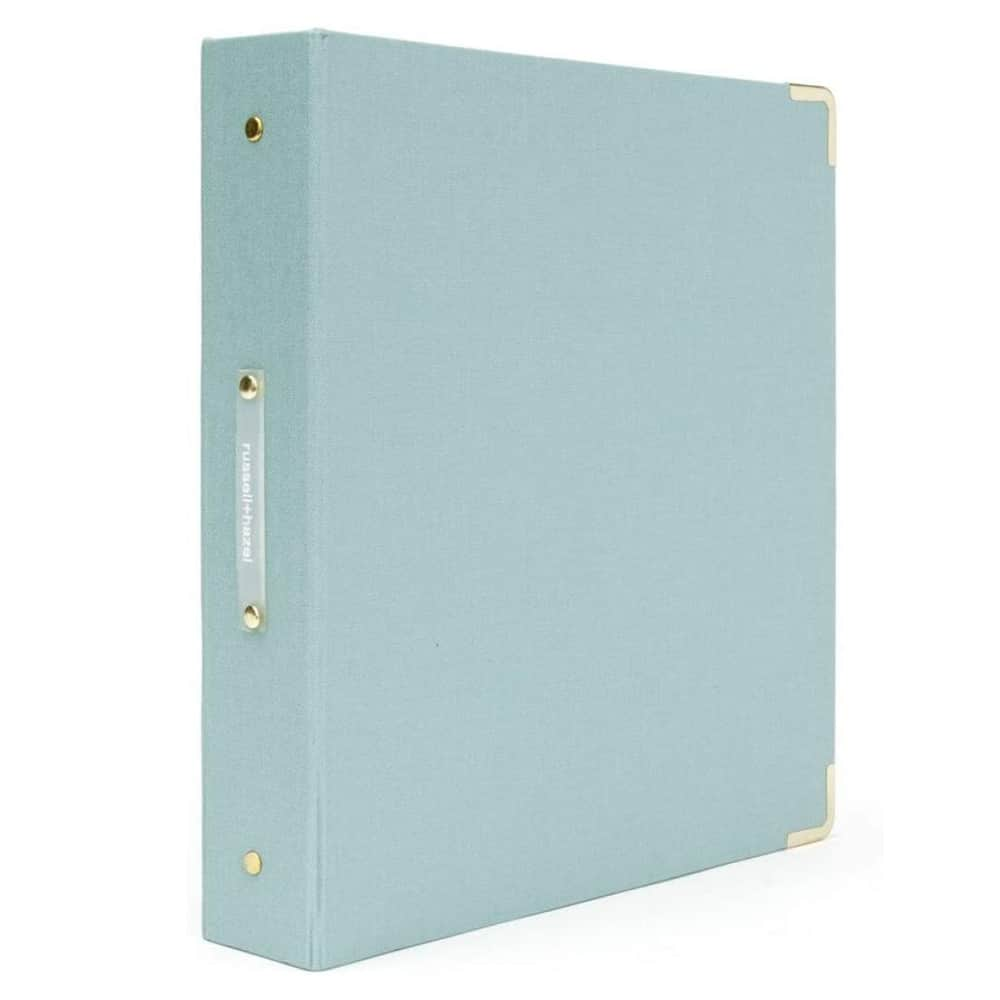 Russell and Hazel Book Cloth Binder