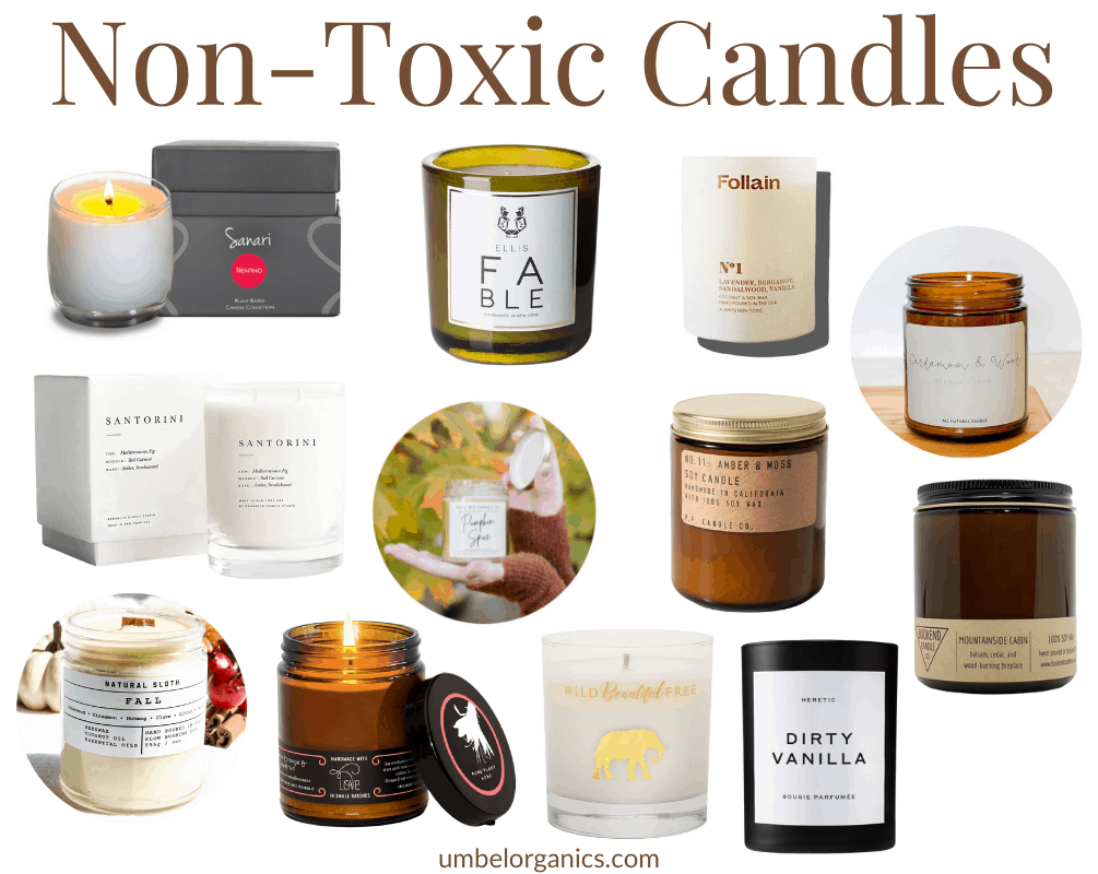 Cozy Up To The Best Non-Toxic Candles